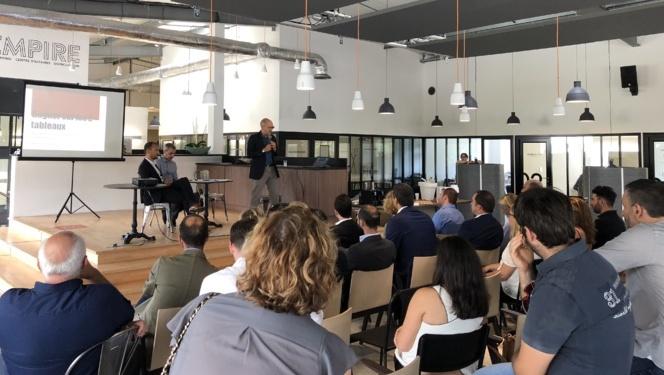 """Pascal Perri à  la seconde édition de Corsica Innova : """"La maîtrise du digital peut  aider à obtenir une autonomie de gestion"""""""