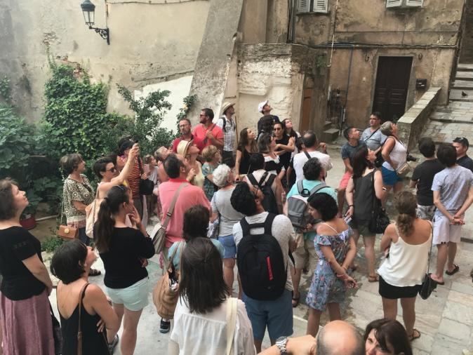 """Bastia : Découvrir ou redécouvrir la ville avec les """"Légendines"""""""