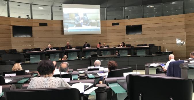 Chambre des territoires : Entre urgences et inquiétudes, une contribution active aux Assises de l'eau