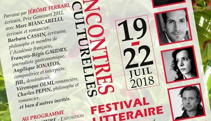 4ème édition du festival littéraire d'Altaghjè au cœur des mythes grecs : C'est ce week-end