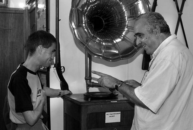 Le musée privé de Guy Savelli à Corbara, N°1 de Corse