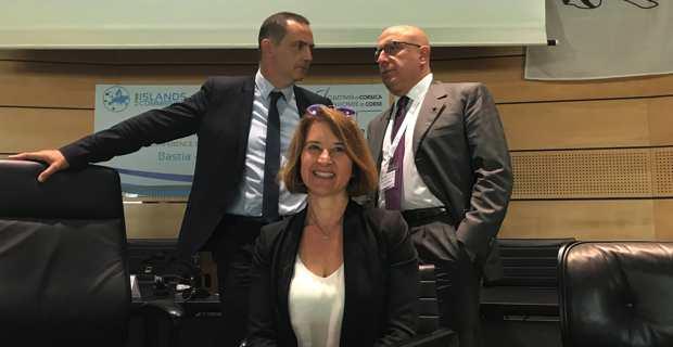 Eleni Marianou, Secrétaire générale de la CRPM.