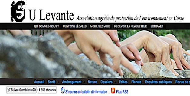 """""""Espaces stratégiques agricoles du Padduc : U Levante dit non à l'Exécutif de la CdC"""""""