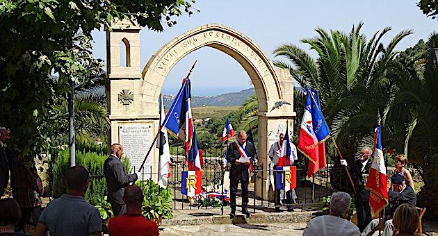 14-Juillet : La FNACA de Haute-Corse mobilisée en Balagne