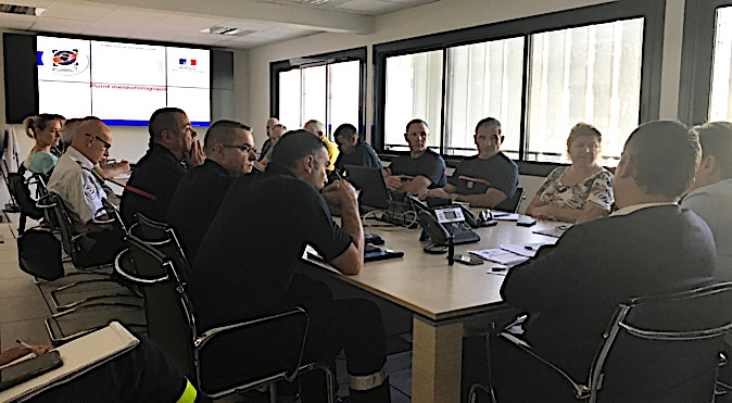 """SIS de Haute-Corse : 2018 une année """"moins favorable"""" aux feux"""