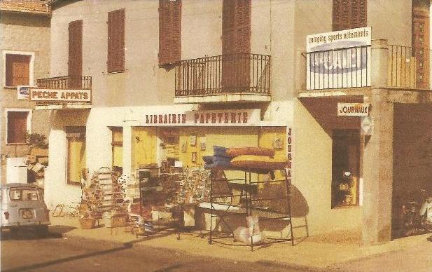 La librairie Ougier