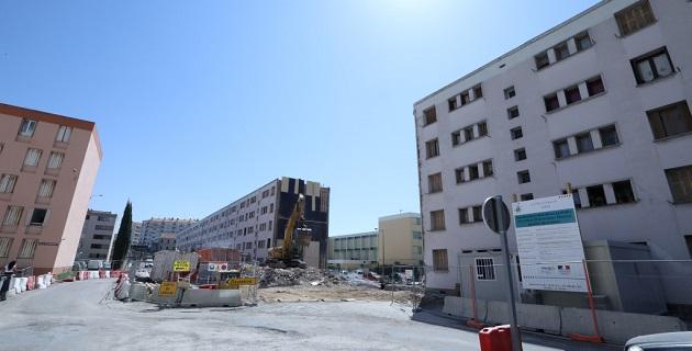 Ajaccio : Réunion de concertation en mairie avec les commerçants du quartier des Cannes