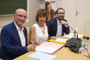 Corte : Une double convention avec la  MSA et l'IUT pour les experts-comptables de Corse
