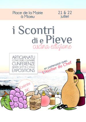 I Scontri di e Pieve di Santa Maria di Lota : La cuisine à l'honneur