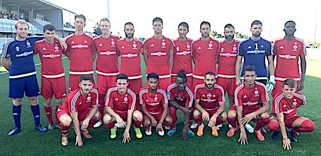 Football N2 : Le FCBastia-Borgo  vise haut…