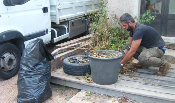 Porto-Vecchio :  Jean-Michel Lucchetti, la satisfaction de rendre service