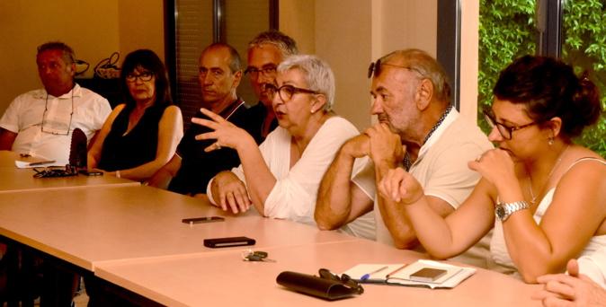 Le député Jean-Félix Acquaviva à la rencontre du monde culturel de Balagna