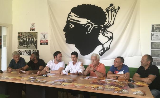 """Corti : Les 37èmes Ghjurnate Internaziunale placées sous le signe de """"la construction de la paix"""""""