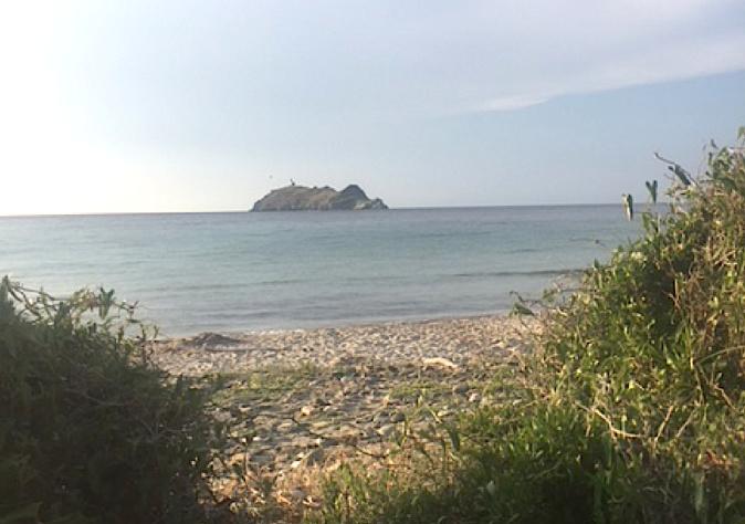 La photo du jour : Barcaghju au bout du Cap…