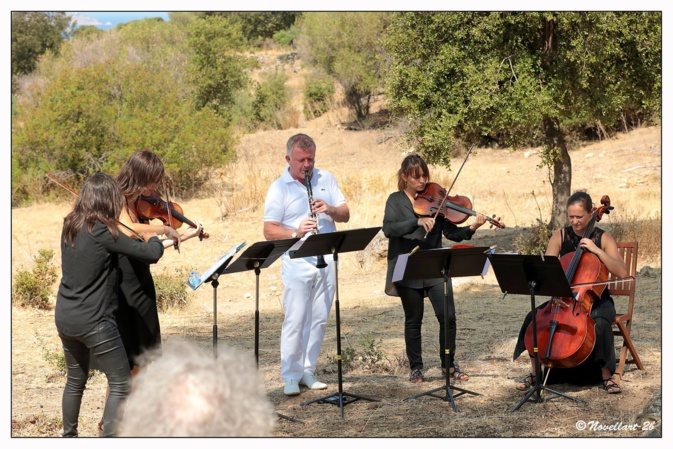 Calenzana: Des Rencontres toujours plus musicales