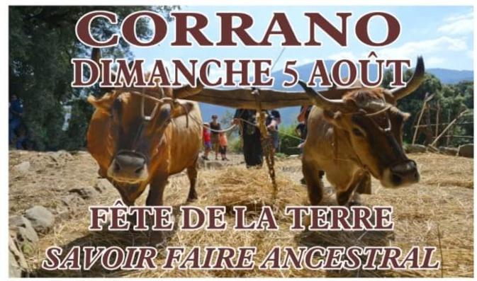 Fête de la Terre : une 7ème édition ce dimanche à Corrano