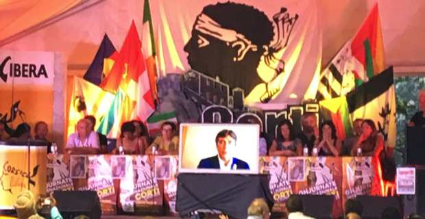 Carles Puigdemont aux Ghjurnate : « Je suis convaincu que vous aurez le droit de vous exprimer »