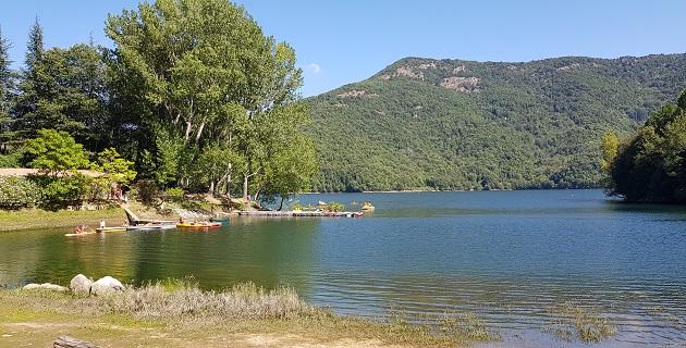 Le lac de Tolla : Une promenade très prisée