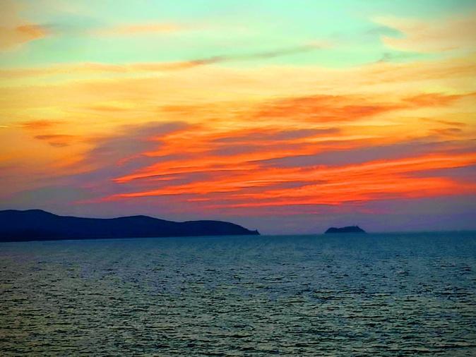 La photo du jour : La dernière image de la Corse