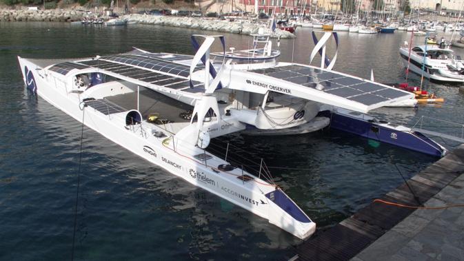 Bastia : Visite guidée de L'Energy Observer