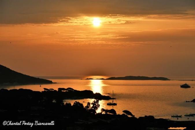 La photo du jour : Lever de Soleil sur I Ciarbicali