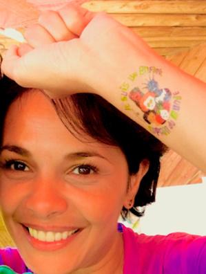 """Olmeto : Village """"Copain du Monde"""" avec Saïda Jawad"""