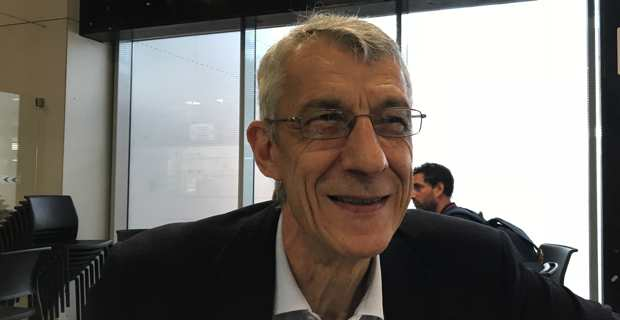 Michel Castellani, député nationaliste de la 1ère circonscription de Haute-Corse.