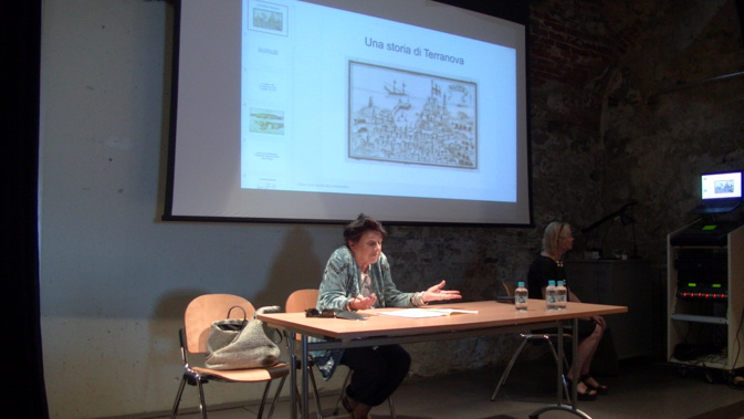 600 ans de vicissitudes de la citadelle de Bastia contés par Ghjermana de Zerbi
