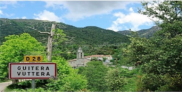 Guitera : Première commune de Corse à recevoir le label Villes et Villages étoilés