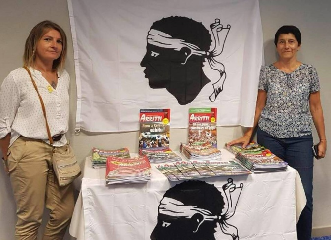 La Corse bien représentée lors de cette université d'été de R&PS avec notamment Fabienna Giovannini, conseillere territoriale