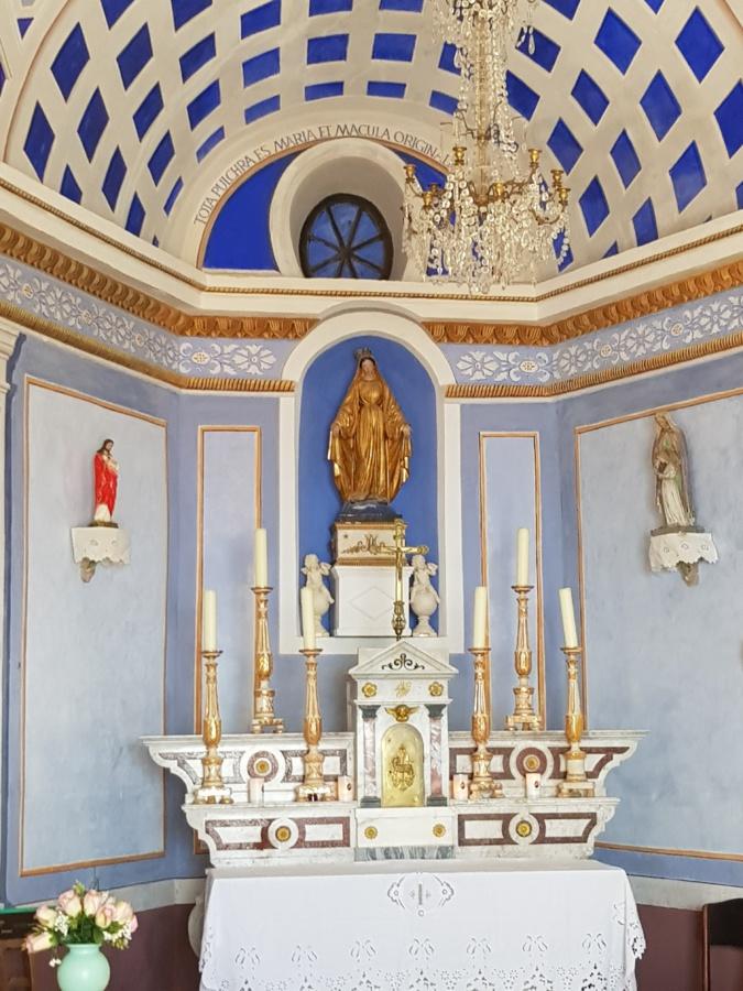 Calvi : Restaurée, la chapelle de Notre-Dame de la Serra prête à accueillir son pélerinage