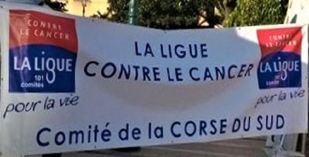 La ligue de Corse du Sud contre le cancer déploie ses actions de rentrée