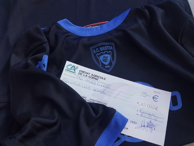 Il fait un don de 10 000€ au Sporting : Grazie à tè Whabi (Khazri)