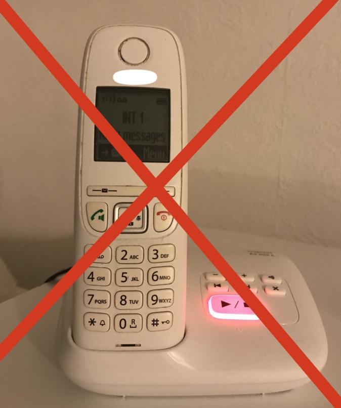 Dîtes au revoir aux lignes fixes téléphoniques !