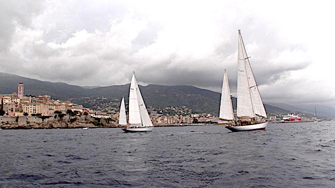 Voile: Quand la Corsica Classic fait escale à Bastia…