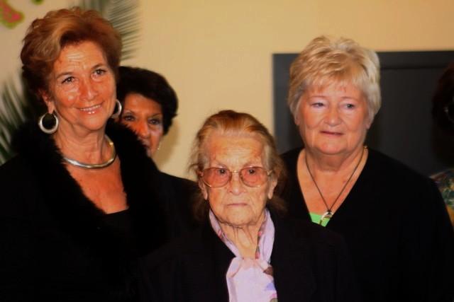 Madeleine Acquaviva, doyenne de Calvi, nous a quittés à l'âge de 108 ans !