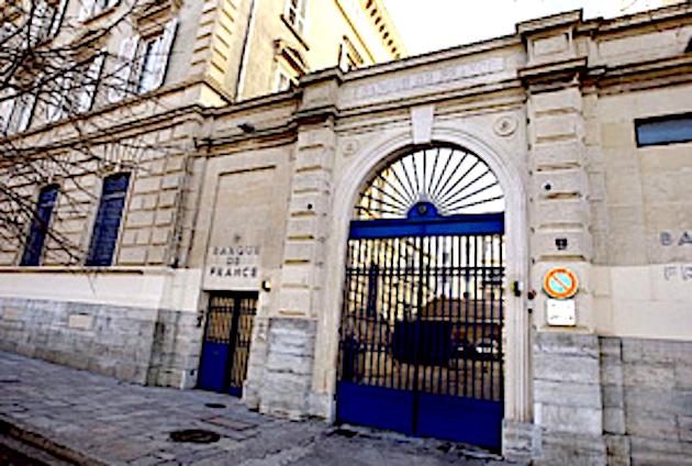 La succursale de la Banque de France de Bastia fête ses 160 ans