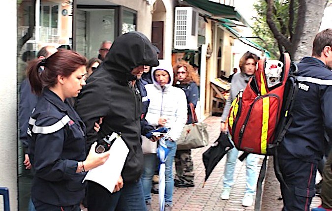 Calvi : L'artiste-verrier Dominique Campana cible d'un corbeau