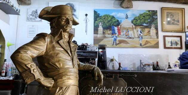 Le Général Bonaparte de José-Ramón Villa Soberón : De Cuba à Ajaccio
