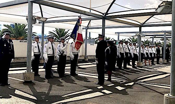 Valérie Zettor prend la tête de la DDSP de Haute-Corse