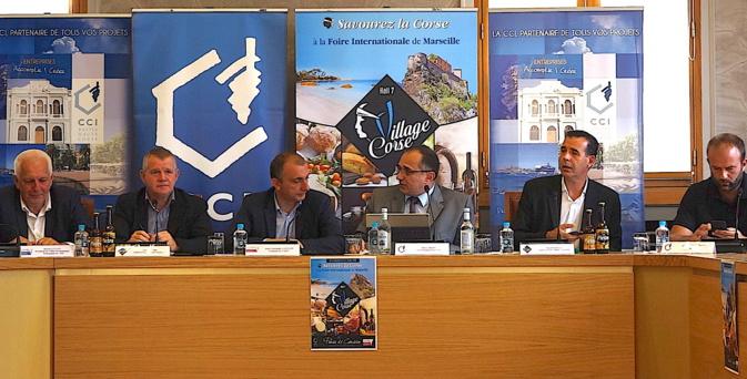 """Le """"Village Corse"""" prêt à s'installer à la Foire de Marseille"""