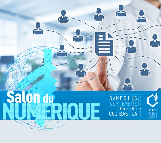 Haute-Corse : à Bastia, le numérique a son salon