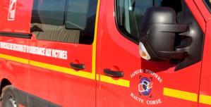 Énorme embouteillage à la sortie de Calvi après un accident