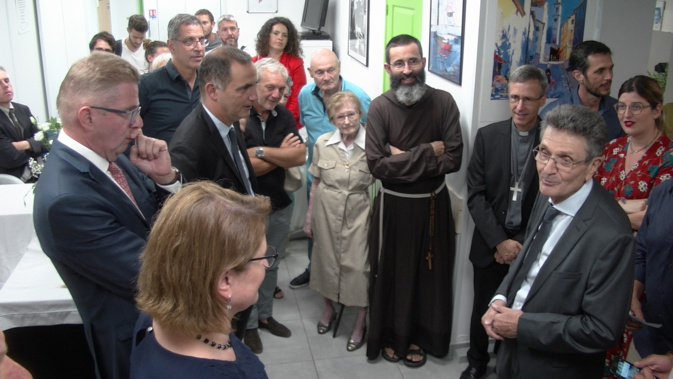 """Bastia : Des locaux entièrement rénovés pour """"Fratellanza"""""""