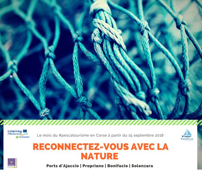 Une journée dans la peau d'un marin pêcheur : Le mois du Pescatourisme en Corse a démarré