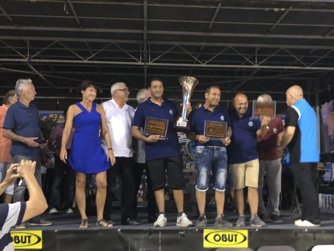 Pétanque : Molinas- Dubois-Lacroix vainqueurs de l'international Pascal-Paoli