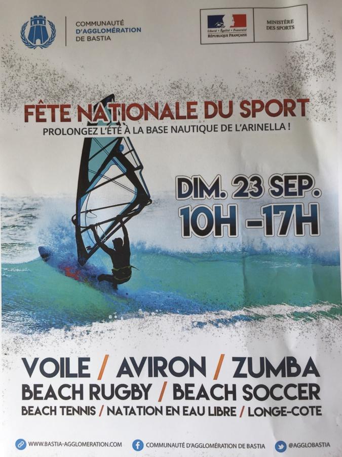 Fête nationale du Sport : La CAB fête le nautisme…