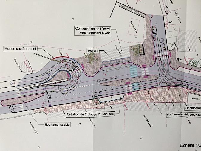 Le projet de sécurisation du quartier Saint Joseph mal accepté par certains riverains