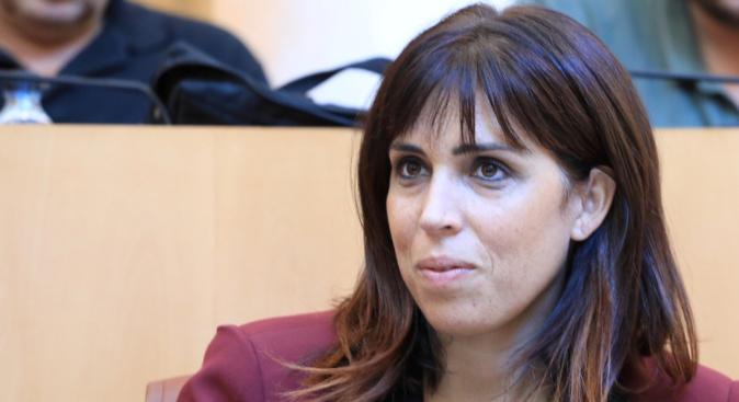 Laetitia Cucchi (Photo Michel Luccioni)