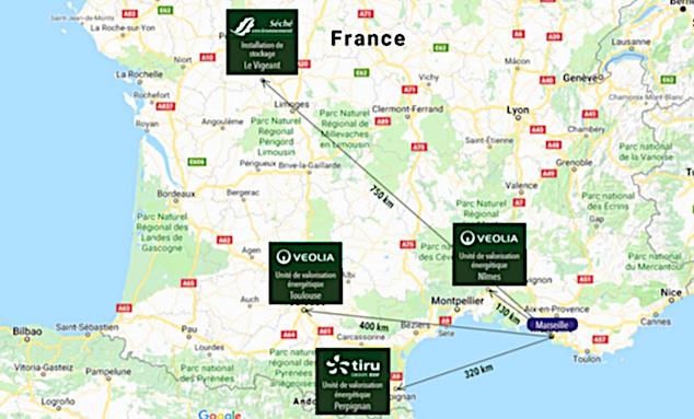 Traitement des déchets hors de Corse : Le Syvadec a fait son choix